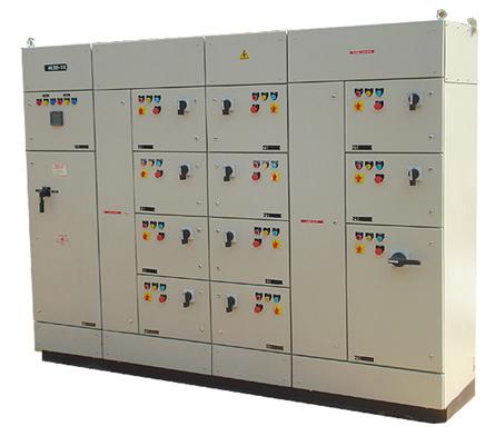 MCC Panel (Motor Controller Center Panel)   I POWER ...